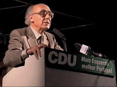 Saramago con CDU en la década pasada