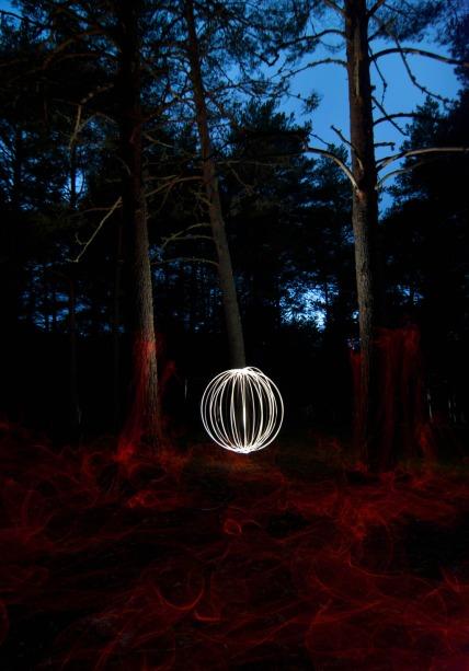 Fotografía Nocturna... La Bola